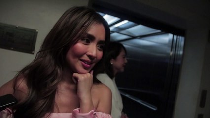 Kathryn to support rumored Sarah G, and Daniel Padlilla's new movie