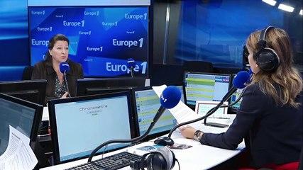 Agnès Buzyn - Europe 1 mardi 17 septembre 2019