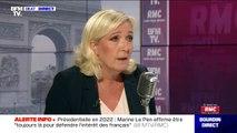 """Marine Le Pen est """"pour l'interdiction de la corrida aux mineurs"""""""