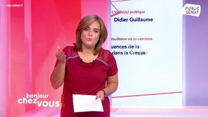 Didier Guillaume - Public Sénat mardi 17 septembre 2019
