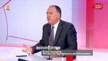 « LREM  ne peut pas être un parti bourgeois, LREM doit être le parti du peuple », insiste Didier Guillaume