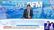 Marine Le Pen a-t-elle réussi sa rentrée ? (1/3) - 17/09
