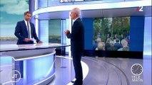 Emmanuel Macron appelle à la fermeté sur l'immigration