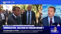 Immigration: Macron en terrain risqué? - 17/09