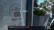 Faux avis sur TripAdvisor: la plateforme fait le ménage