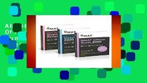 About For Books  GMAT Official Guide 2020 Bundle: 3 Books + Online Question Bank  For Online