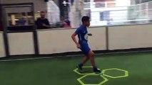 DJIBRIL SADALLAH - ASPTG ÉLITE FOOTBALL - FIVE PERPIGNAN - 16.09.2019
