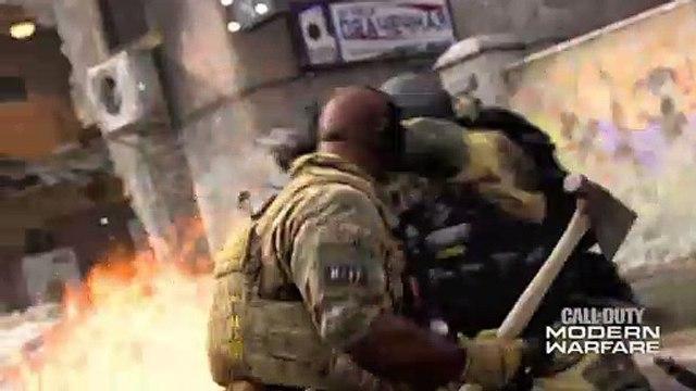 Call of Duty: Modern Warfare - Beta abierta