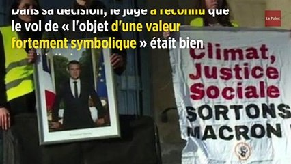 Le tribunal de Lyon juge « légitime » de décrocher un portrait de Macron