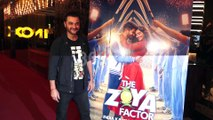 Bollywood Celebs and Cricketers Attend Special Screening of Movie The Zoya Factor