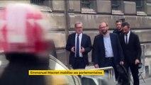 Immigration : Emmanuel Macron prévient les parlementaires LREM
