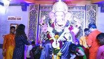 Helly Shah To Take Blessing of Ganpati Bappa Visit Andheri Cha Raja