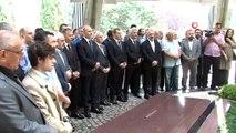 Bakan Soylu, merhum Başbakan Adnan Menderes, Dışişleri Bakanı Fatin Rüştü Zorlu ve Maliye Bakanı Hasan Polatkan'ın 58. Ölüm Yıl Dönümü Anma Programı'na katıldı