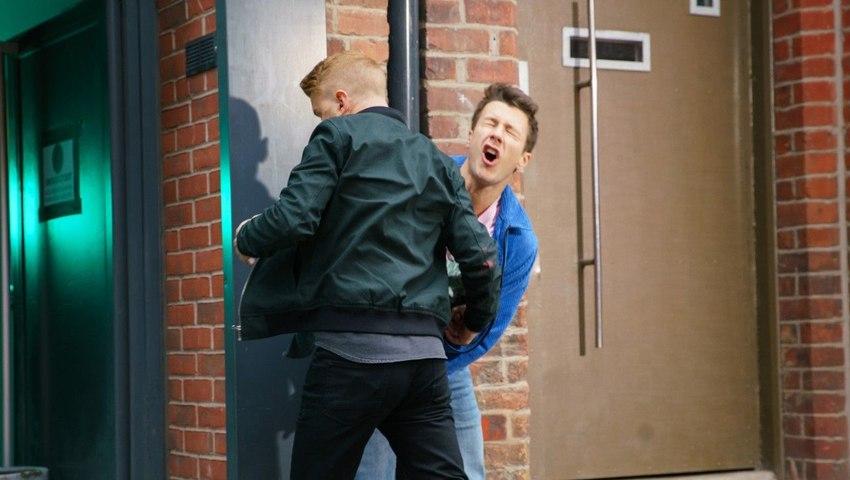 Coronation Street Soap Scoop! Gary attacks Ryan