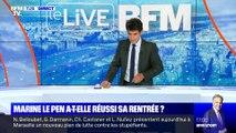Marine Le Pen a-t-elle réussi sa rentrée ? (3/3) - 17/09