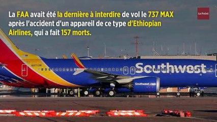 737 MAX : un rapport accable l'agence de régulation de l'aviation civile américaine