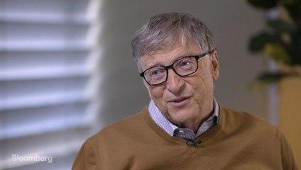Bill Gates Says Big Tech Companies Shouldn't Be Broken Up