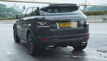 VÍDEO: Range Rover Evoque con escapes modificados, ¡sube el volumen!