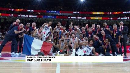 Équipe de France : cap sur Tokyo !