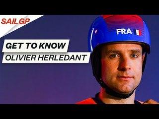 """It's Unique!"" // Get To Know // Olivier Herledant"