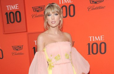 Taylor Swift in lacrime a 'The Voice'