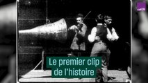 Le 1er clip de l'Histoire
