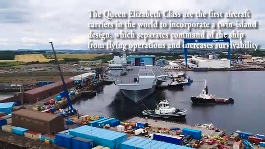 Guide to HMS Queen Elizabeth