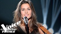 Saez - Jeune et con | Kelly | The Voice France 2018 | Auditions Finales