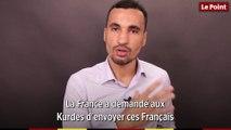 Nabil Boudi, avocat de djihadistes : « On répond à une prétendue barbarie par la même barbarie. »