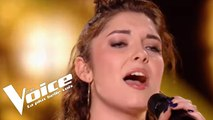 Frank Sinatra ( Fly me to the moon) | Julianna | The Voice France 2018 | Auditions Finales