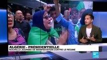 Présidentielle en Algérie : entre arrestations et manifestations, la situation reste confuse