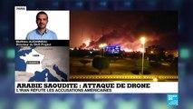 Attaque de drone en Arabie Saoudite :  L'Iran réfute les accusations américaines