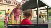 Côte d'Azur : des loyers bradés pour sauver l'école du village