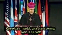 ▶✅ ❤️  POR QUE GUARDAR EL SABADO Y NO EL DOMINGO EL DIA DEL SOL POR QUE EL VERDADERO DIA DE DESCANSO FUE CAMBIADO POR LAS RELIGIONES EN EL MUNDO OBISPO EXPLICN PUBLICO POR QUE DESCANSAR EL DIA SABADO Y NO EL DOMINGO SUNDAY SATURDAY SHABBAT SHAVATH SHALOM