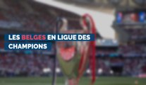 Les Belges en Ligue des Champions