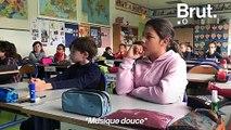 À La Rochelle, on fait de la méditation à l'école pour apprendre aux enfants à gérer leurs émotions