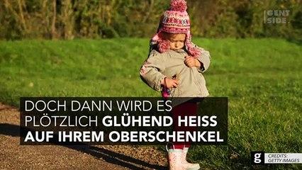 Hannover: Mädchen findet Stein und landet in der Notaufnahme