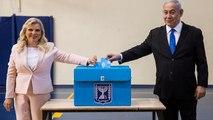 Législatives en Israël: le duel serré entre Gantz et Netanyahu