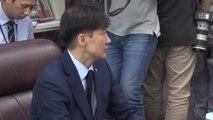 """조국, 정의당·대안정치연대 예방...""""질책 무겁게 받아들여 소임 다할 것"""" / YTN"""