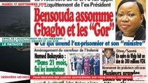 Le Titrologue du 17 Septembre 2019 : Appel de l'acquittement de l'ex président, Bensouda assomme Gbagbo et les Gor