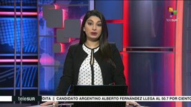teleSUR Noticias: Argentina: caen reservas del Banco Central