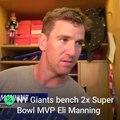 New York Giants Bench Eli Manning, Name Rookie Daniel Jonesr as Starting QB