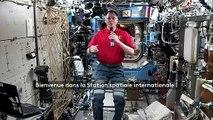 """""""C'était l'un de mes rêves"""" : Brad Pitt discute avec un astronaute en direct de l'ISS pour la promotion de """"Ad Astra"""""""
