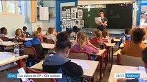 Éducation : un dispositif national pour évaluer le niveau des CP-CE1