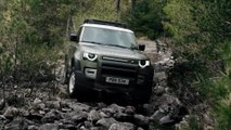 The new Land Rover Defender - Offroad testing