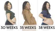 Pregnant Women Weeks 7 to 40: What Time Do You Go to Bed?