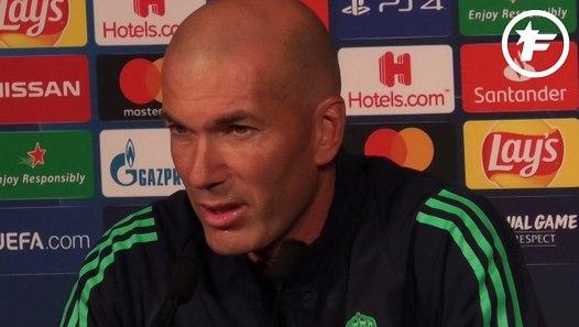 Real Madrid : Zinedine Zidane et les débuts d'Alphonse Areola