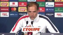 Tuchel «J'ai confiance en mes joueurs» - Foot - C1 - PSG