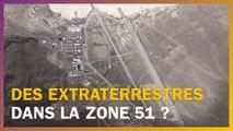 La zone 51 cache-t-elle des extraterrestres ?