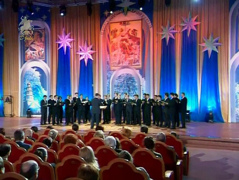 Песня о тревожной молодости (Song about disturbed youth) -  Moscow Sretensky Monastery Choir